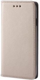 Mocco Smart Magnet Book Case For Nokia 6 Gold