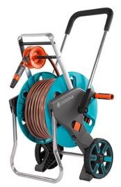 Gardena Hose Trolley AquaRoll M Easy Set 20m Flex