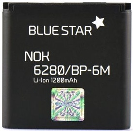 BlueStar Battery For Nokia 9300/3250/6280/N73/N93 Li-Ion 1200mAh Analog