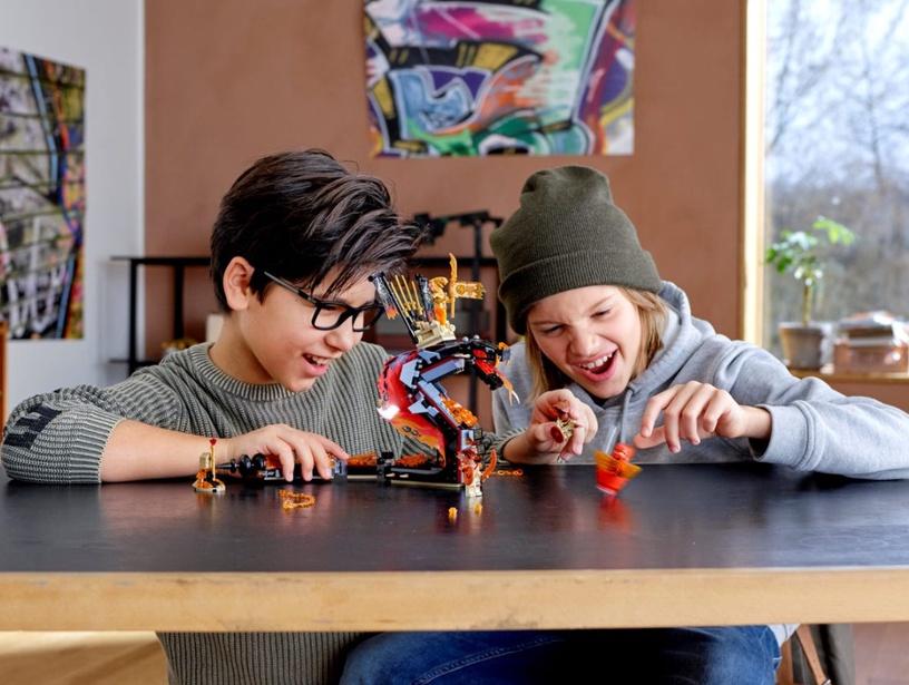 Konstruktors LEGO Ninjago Fire Fang 70674