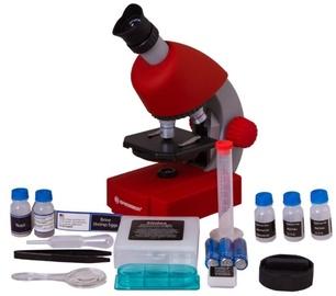 Levenhuk Bresser Microscope Red