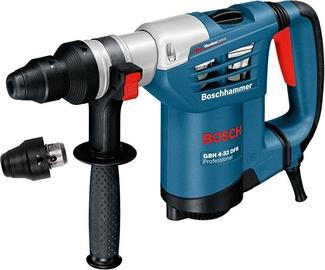 Bosch GBH 4-32 DFR Rotary Hammer Set