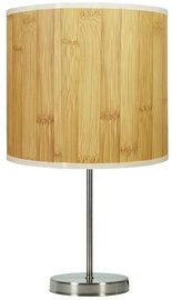 Candellux Timber 60W E27 Table Lamp Pine