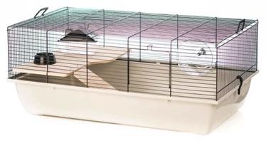 Клетка для грызунов Beeztees Tommy Wood, 780 мм x 480 мм x 330 мм