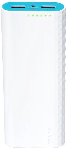 Ārējs akumulators TP-Link TL-PB15600 White, 15600 mAh