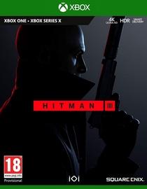 Xbox Series X spēle WB Games Hitman 3