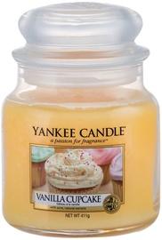 Yankee Candle Classic Medium Jar Vanilla Cupcake 411g
