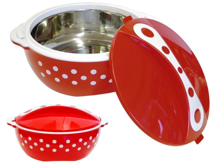 Asi Collection Thermo Casserole 5l Red