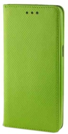 Mocco Smart Magnet Book Case For Samsung Galaxy A9 Green