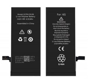 Riff Analog Battery For Apple iPhone 6 Li-Ion 2200mAh