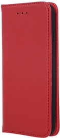 OEM Smart Pro Book Case For Samsung Galaxy A40 Red