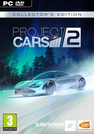 Project Cars 2 Collector's Edition PC