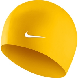 Шапочка для плавания Nike 93060 705, желтый