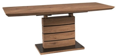 Signal Meble Table Leonardo Oak 140x80cm