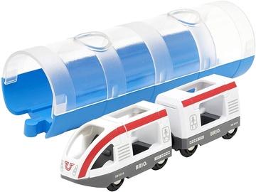 Наборы Brio World Travel Train And Tunnel 33890