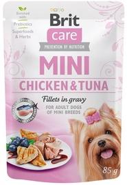 Влажный корм для собак Brit Care, 0.85 кг