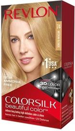 Matu krāsa Revlon Colorsilk Beautiful Color 74 Blonde Medium