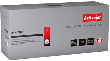 Activejet Replacement Toner For Canon And HP Black ATH-78AN