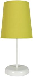 Candellux Gala 41-98408 40W E14 Table Lamp Green