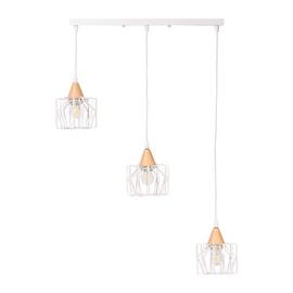 Lampa griest Domoletti Vanila, MD51164A-3, 3X40W, E27