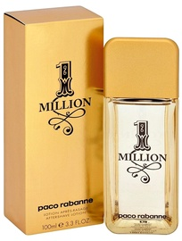 Лосьон после бритья Paco Rabanne 1 Million, 100 мл