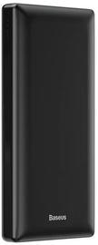Ārējs akumulators Baseus X20 Black, 20000 mAh