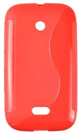 Telone Back Case S-Case for Nokia Lumia 510 Coral