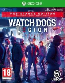 Xbox One spēle Watch Dogs Legion Resistance Edition Xbox One