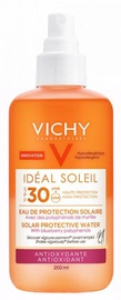 Vichy Ideal Soleil Anti Oxidant SPF30 Protective Solar Water 200ml