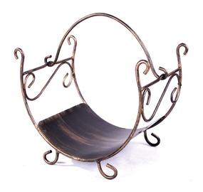 NORDFlam KK02 Wood Basket