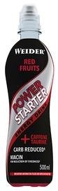 Weider Power Starter Red Fruits 500ml