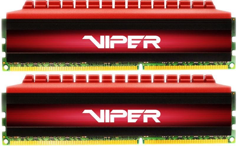 Operatīvā atmiņa (RAM) Patriot Viper 4 PV48G300C6K DDR4 8 GB CL16 3000 MHz