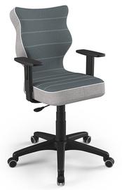 Bērnu krēsls Entelo Duo CR06, melna, 400 mm x 1000 mm
