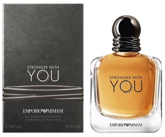 Туалетная вода Giorgio Armani Emporio Armani Stronger with You 100ml EDT