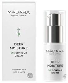 Крем для глаз Madara Deep Moisture Eye Contour Cream, 15 мл