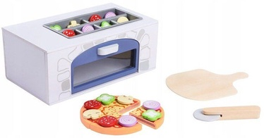 EcoToys Wooden Pizza Oven
