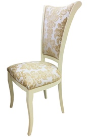 Ēdamistabas krēsls MN Beige/Gold