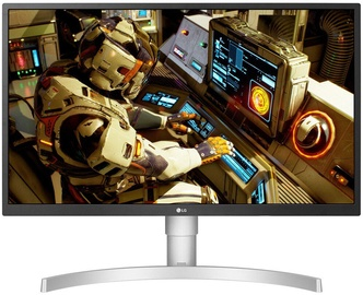 "Monitors LG 27UL550-W, 27"", 5 ms"