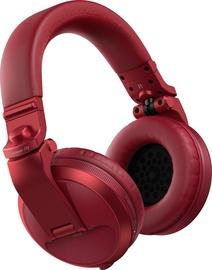 Беспроводные наушники Pioneer HDJ-X5BT, красный