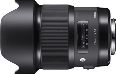 Objektīvs Sigma 20mm f/1.4 DG HSM Art for Nikon, 950 g