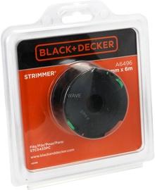Zāles pļāvēju piederumi Black & Decker A6496