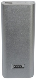 Vakoss TP-2597S Power Bank 13000mAh Silver
