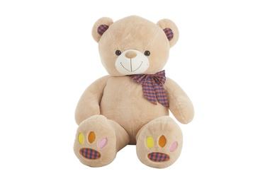 Плюшевая игрушка Llopis Teddy Bear, кремовый, 70 см