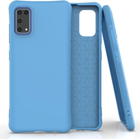 Fusion Solaster Back Case For Samsung Galaxy A41 Blue