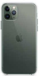 Apple Clear Back Case For Apple iPhone 11 Pro Transparent