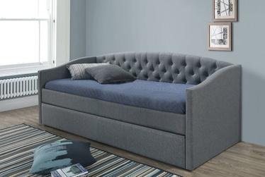 Диван-кровать Signal Meble Alessia Grey, 214 x 100 x 92 см