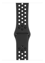 Apple 44mm Anthracite Black Nike Sport Band S/M & M/L