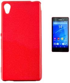 Telone Candy Ultra Slim Back Case For Sony E2303 Xperia M4 Aqua Red
