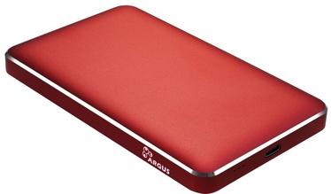 """Inter-Tech 2.5"""" HDD/SSD External Case Red GD-25609"""