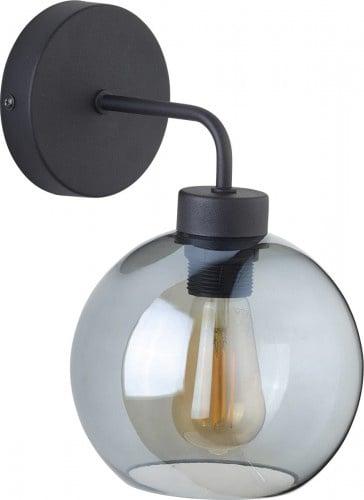 Gaismeklis TK Lighting Bari 4019 Wall Lamp 60W E27 Black